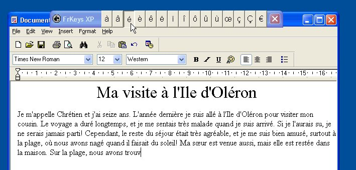 great how to end a letter in french